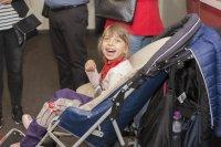 снимка 11 Фотографът Анна Йончева пред Lupa.bg: Децата с увреждания не са заразни!