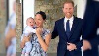 снимка 1 Принц Хари е най-секси таткото на годината (СНИМКИ)
