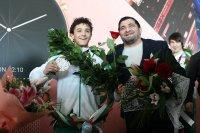 снимка 4 Лавров венец и царско посрещане за шампионите (СНИМКИ)