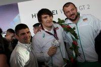 снимка 7 Лавров венец и царско посрещане за шампионите (СНИМКИ)