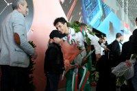 снимка 1 Лавров венец и царско посрещане за шампионите (СНИМКИ)