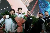 снимка 5 Лавров венец и царско посрещане за шампионите (СНИМКИ)
