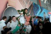 снимка 6 Лавров венец и царско посрещане за шампионите (СНИМКИ)