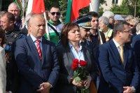 снимка 3 Вижте кои политици уважиха Деня на Европа в София (ГАЛЕРИЯ)
