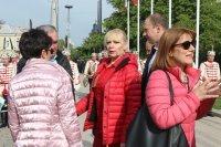 снимка 15 Вижте кои политици уважиха Деня на Европа в София (ГАЛЕРИЯ)