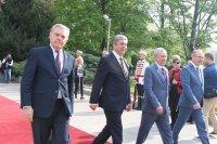 снимка 1 Вижте кои политици уважиха Деня на Европа в София (ГАЛЕРИЯ)