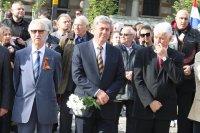 снимка 9 Вижте кои политици уважиха Деня на Европа в София (ГАЛЕРИЯ)