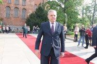 снимка 4 Вижте кои политици уважиха Деня на Европа в София (ГАЛЕРИЯ)