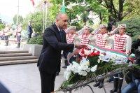 снимка 13 Вижте кои политици уважиха Деня на Европа в София (ГАЛЕРИЯ)