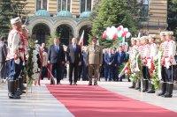 снимка 14 Вижте кои политици уважиха Деня на Европа в София (ГАЛЕРИЯ)