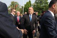 снимка 11 Вижте кои политици уважиха Деня на Европа в София (ГАЛЕРИЯ)