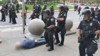 Нови клипове с полицейско насилие шокираха САЩ