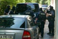 """снимка 4 Командоси и прокурори блокираха квартал """"Симеоново"""""""