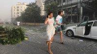 снимка 3 Шокиращи кадри от експлозията в Бейрут (ВИДЕО+СНИМКИ)