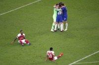 снимка 4 Челси попиля Арсенал за едно полувреме в мач за историята (ГАЛЕРИЯ)