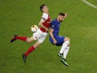 снимка 1 Челси попиля Арсенал за едно полувреме в мач за историята (ГАЛЕРИЯ)