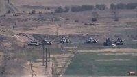 снимка 2 Военно положение в Азербайджан (СНИМКИ)