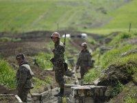 снимка 4 Военно положение в Азербайджан (СНИМКИ)