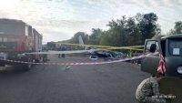 снимка 11 Потресаващи кадри от падналия самолет в Украйна (СНИМКИ И ВИДЕО)