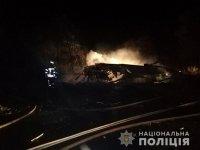 снимка 1 Потресаващи кадри от падналия самолет в Украйна (СНИМКИ И ВИДЕО)