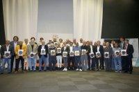 """""""България на Олимп"""": Спортната ни гордост застана рамо до рамо (СНИМКИ)"""
