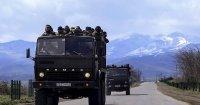 снимка 1 Военно положение в Азербайджан (СНИМКИ)